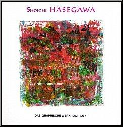 Shoichi Hasegawa: The Graphic Work (Etchings) 1962-1987