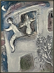 Marc Chagall: Original Lithograph Bible