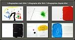 Joan Miro, 1971: Derriere le miroir (DLM) 193-194 Original Lithographs