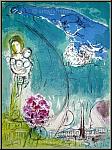 Marc Chagall: Original Lithograph