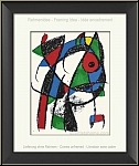 Joan Miro: Cheeky Tomcat, 1975, Genuine Limited Edition Lithograph I - Original Prints | Graphic work
