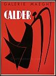 Alexander Calder: Galerie Maeght 1959