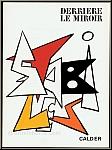 Alexander Calder, 1963: Derriere le miroir 141 Original Lithographs