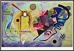 Wassily Kandinsky: Lithograph